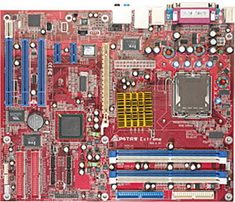 P4TAW Extreme INTEL Socket 775 gaming motherboard