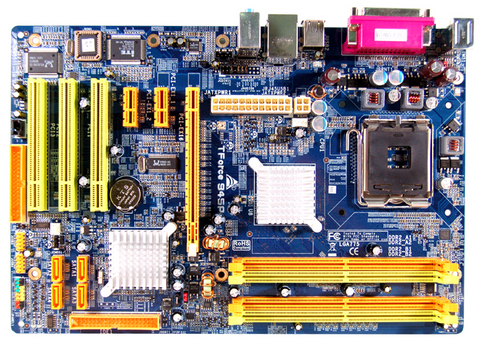 TForce 945P INTEL Socket 775 gaming motherboard